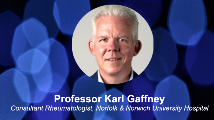 Professor Karl Gaffney